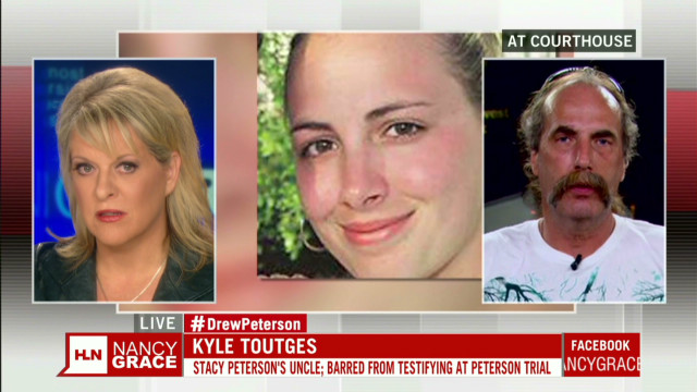 Peterson's wife's family reacts to verdict