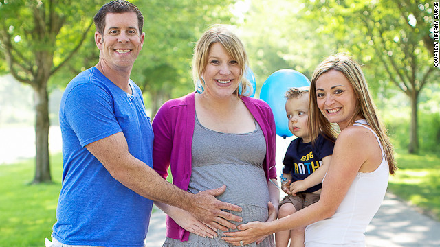 Modern family strained by surrogacy
