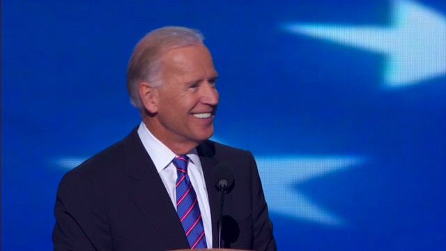 Watch Joe Biden's entire speech
