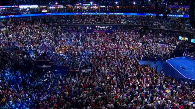 Democrats fired up on last day of DNC