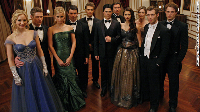 "The CW has decided to launch a backdoor pilot for a spinoff within ""Vampire Diaries"" current fourth season."