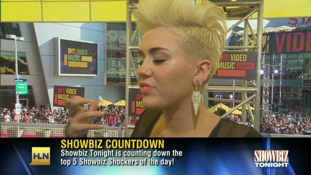 Brand new Miley Cyrus