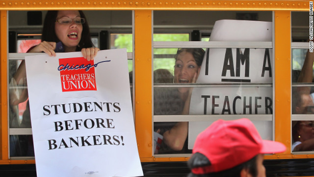 Union: Chicago teachers to go on strike