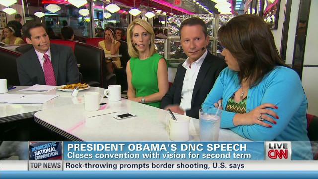 Obama's speech: Sober or soaring?