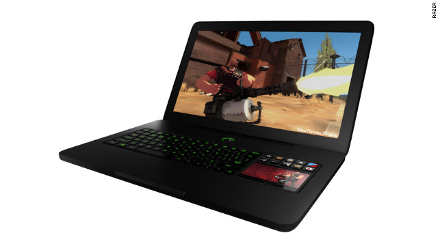 "The new Razer Blade is ""about twice as fast as its predecessor, "" Razer CEO Min-Liang Tan says."