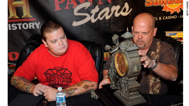 'Pawn Stars' most surprising items