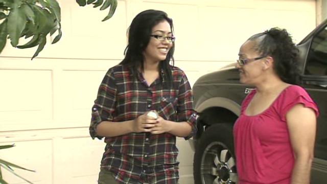 Kidnapped teen leaves 'CSI' clues