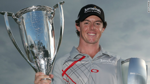Rory McIlroy has won three of his last four tournaments, taking his earnings this season to more than $7.8 million.