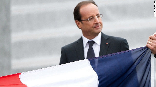 François Hollande's Socialist government  announced a €20bn tax break for companies.