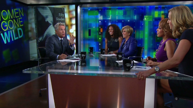 pmt donny deutsch gayle king lara spencer suze orman serena williams fifty shades_00012412