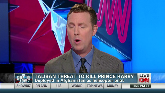Taliban threat to kill Prince Harry