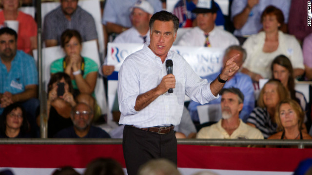 Romney's tax plan: Does it add up?