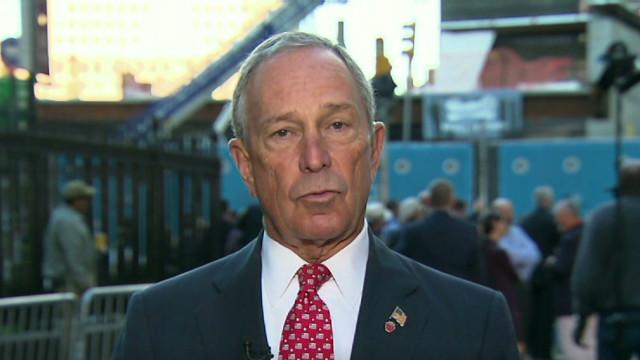 Bloomberg: Run schools for kids