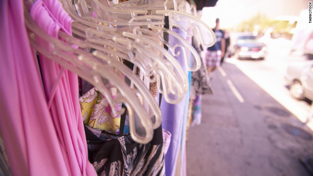 "Cheap, disposable clothing is causing a global crisis, says ""Overdressed"" author Elizabeth Cline."