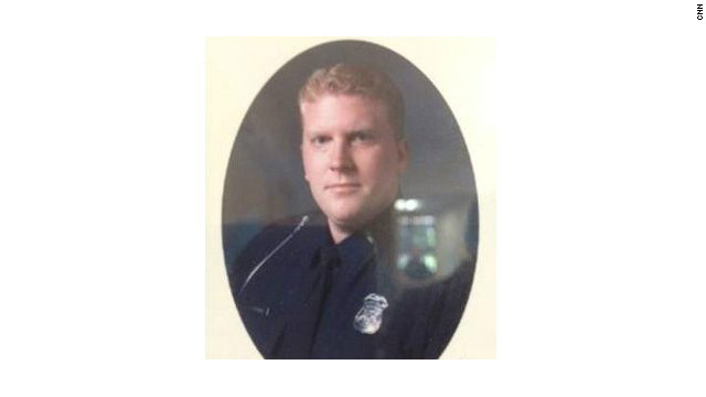 Patrol Officer Patrick O'Rourke of the West Bloomfield, Mich., Police Department was shot dead.