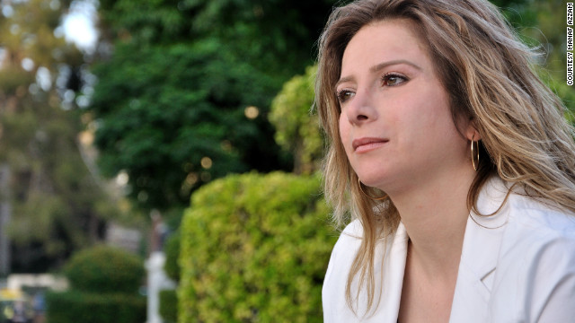 Syrian novelist Samar Yazbek risked it all to stay in her country and document the opposition's stories.