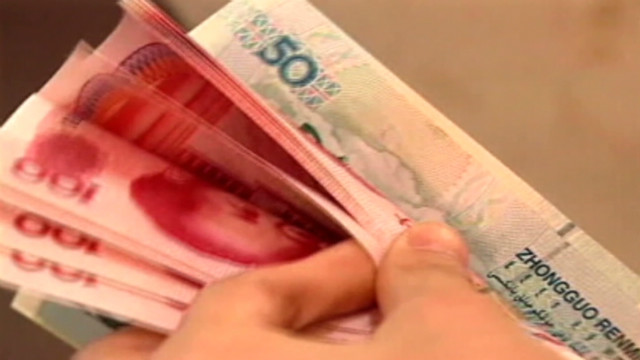 China taking hit from euro crisis?