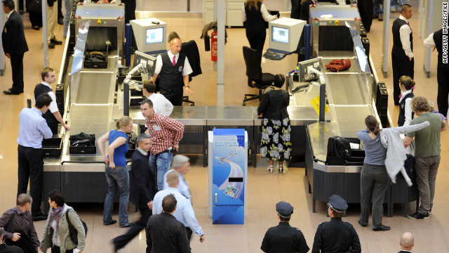 Airlines and security experts are planning ways to streamline the check-in process for a speedier trip through security.