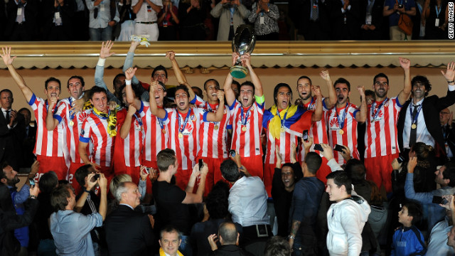 Spanish clubs Atletico Madrid and Malaga are two of the 23 clubs to have been sanctioned by UEFA.