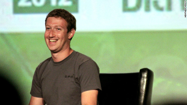 Zuckerberg hopes for Facebook turnaround