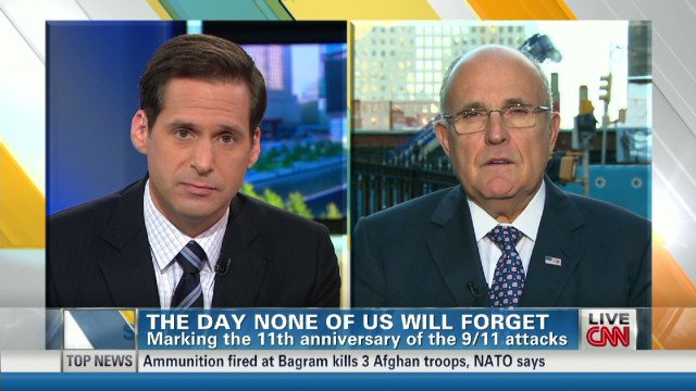 Giuliani: We should mark 9/11 forever