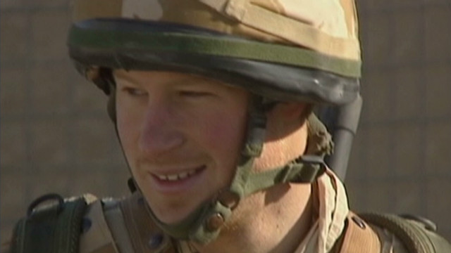 Taliban threaten Prince Harry