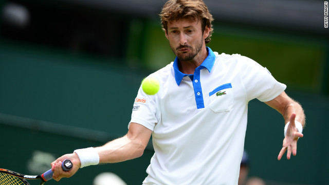 Juan Carlos Ferrero won the French Open and reached the top of the world rankings in 2003.
