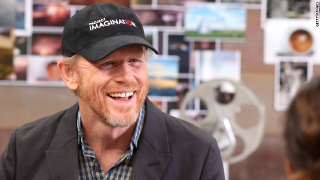 "Ron Howard said he's been ""a little more experimental"" of late, delving outside of studio blockbusters."