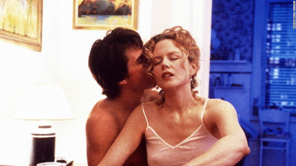 "Tom Cruise didn't jump on Oprah's couch during his courtship with second wife Nicole Kidman, but he did appear alongside the actress onscreen. They met on the set of 1990's ""Days of Thunder,"" and starred together in 1999's ""Eyes Wide Shut."" Cruise later began dating Penélope Cruz, his co-star in 2001's ""Vanilla Sky."""