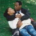 movie couples Sanaa Lathan and Omar Epps