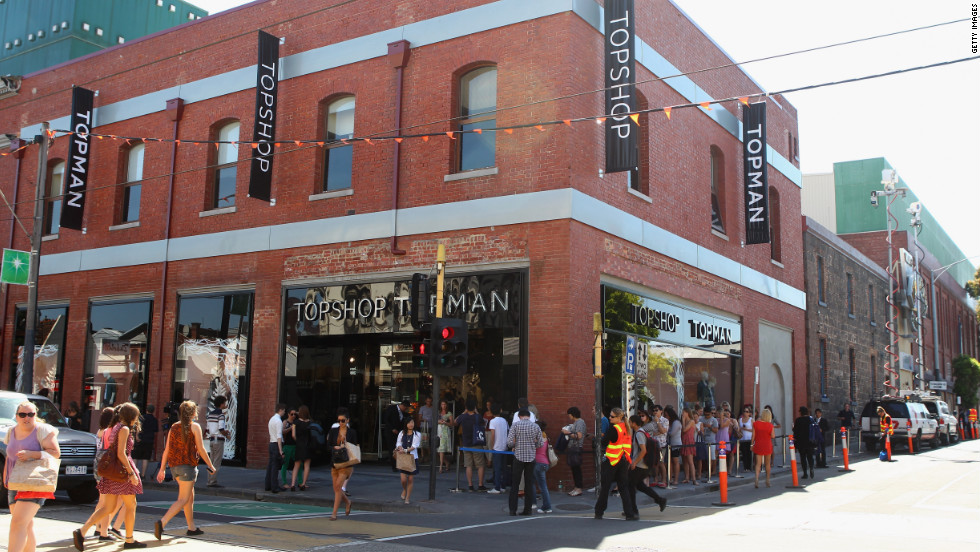 Melbourne's trendy neighborhoods offer boutiques and the hottest brands.