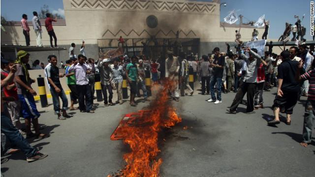 U.S. preparing for escalating protests