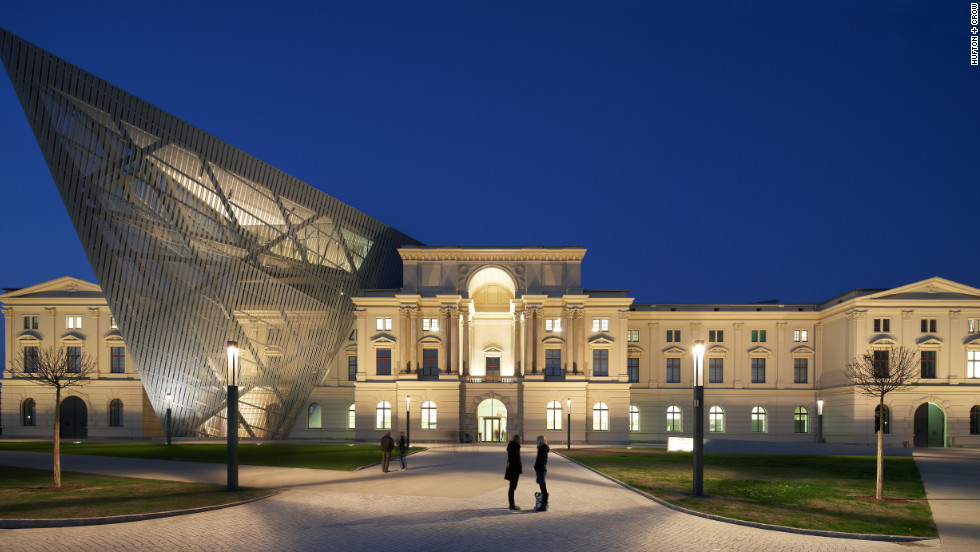 Daniel libeskind 39 s 39 great buildings 39 - Fahouse a story telling architecture ...