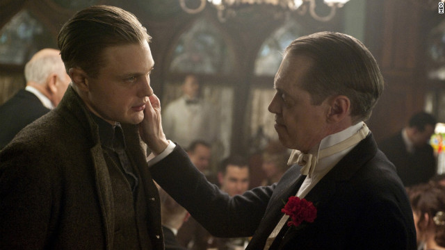 "Prohibition-era drama ""Boardwalk Empire's"" new season kicks off Sunday on HBO."