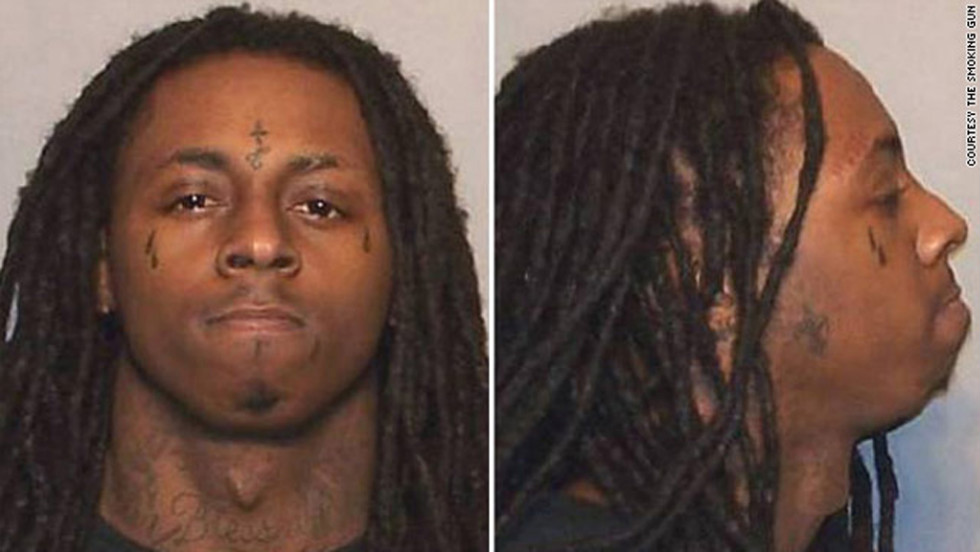 "Wayne ""Lil Wayne"" Carter was booked on drug charges in Arizona in 2008 and sentenced to a year in prison. He released an album during his incarceration, which lasted eight months."