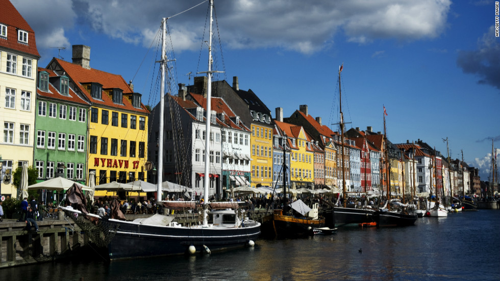 Copenhagen's colorful waterfront is just the beginning of the Danish capital's allure.