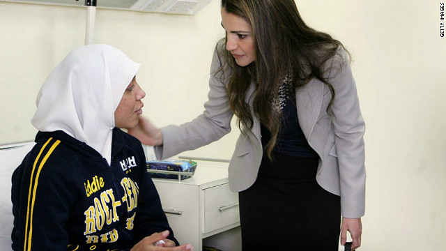 Jordan is the hotspot for medical tourism.