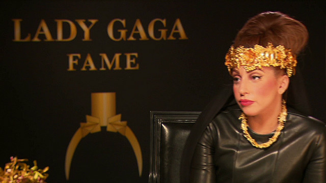 Lady Gaga: 'I want to smell like a slut'