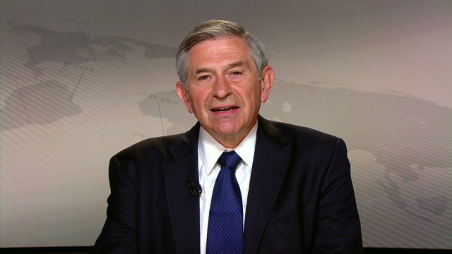 Wolfowitz on what Obama 'should've said'