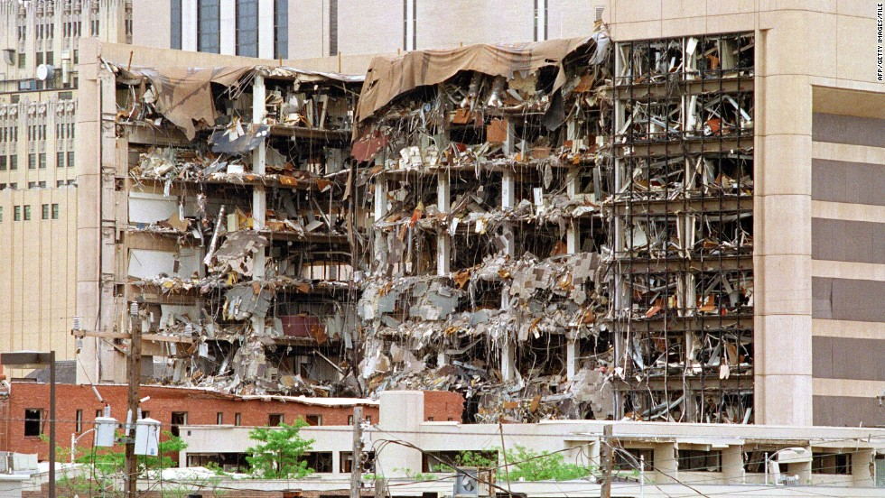 Oklahoma City was the site of the worst terrorist attack on U.S. soil before September 11, 2001. The 1995 bombing of the state capital's federal building left 168 dead. Timothy McVeigh, a white supremacist anti-government activist and former U.S. soldier, was executed for the attack in 2001. Terry Nichols was convicted as a co-conspirator and is serving a life sentence.