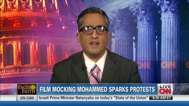 Film mocking Mohammed sparks protests