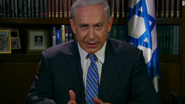 Netanyahu: 'Red line' will deter Iran