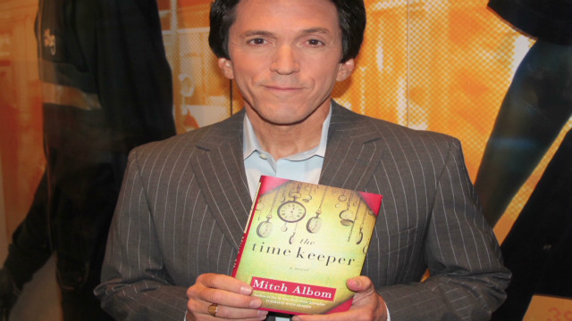 exp outfront greenroom bestselling author mitch albom_00000825