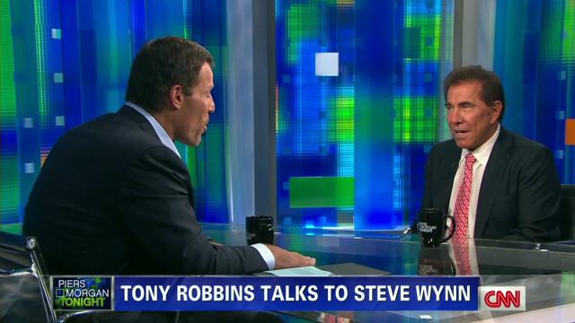 Steve Wynn on self-esteem