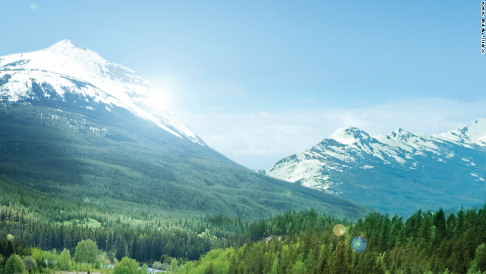 Via Rail's Canadian offers a luxurious connection between Toronto and Vancouver that attracts more than 100,000 travelers each year.