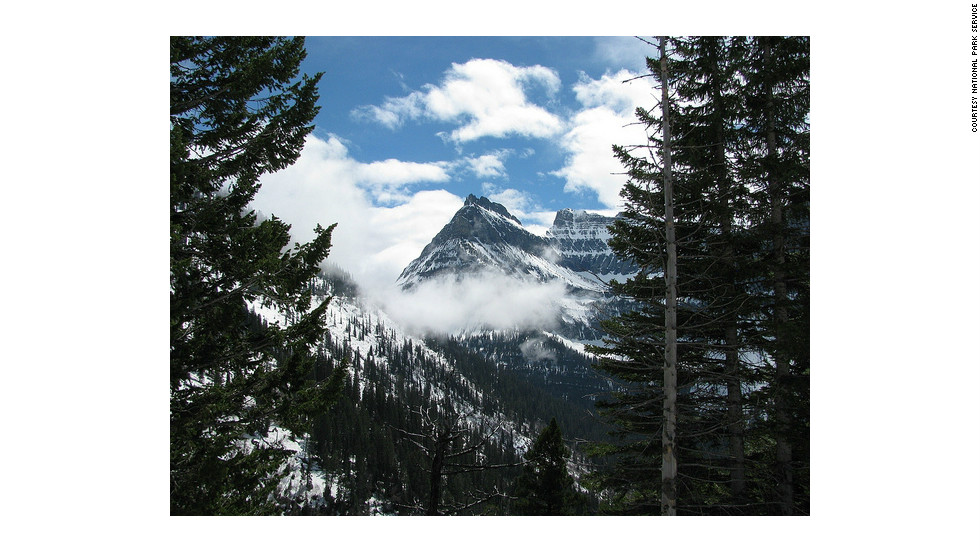 The Empire Builder drops passengers off at three or four stops (depending on the season) within the hikers' paradise known as Glacier National Park.