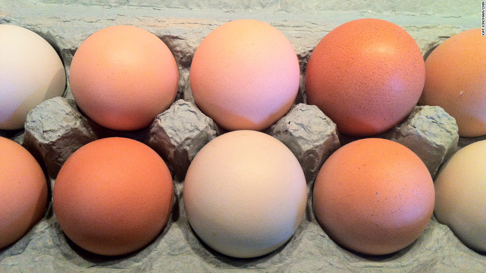 Egg yolks are chock-full of choline, a key nutrient for memory recall.