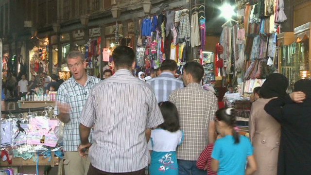 Syria finding tranquillity amid turmoil