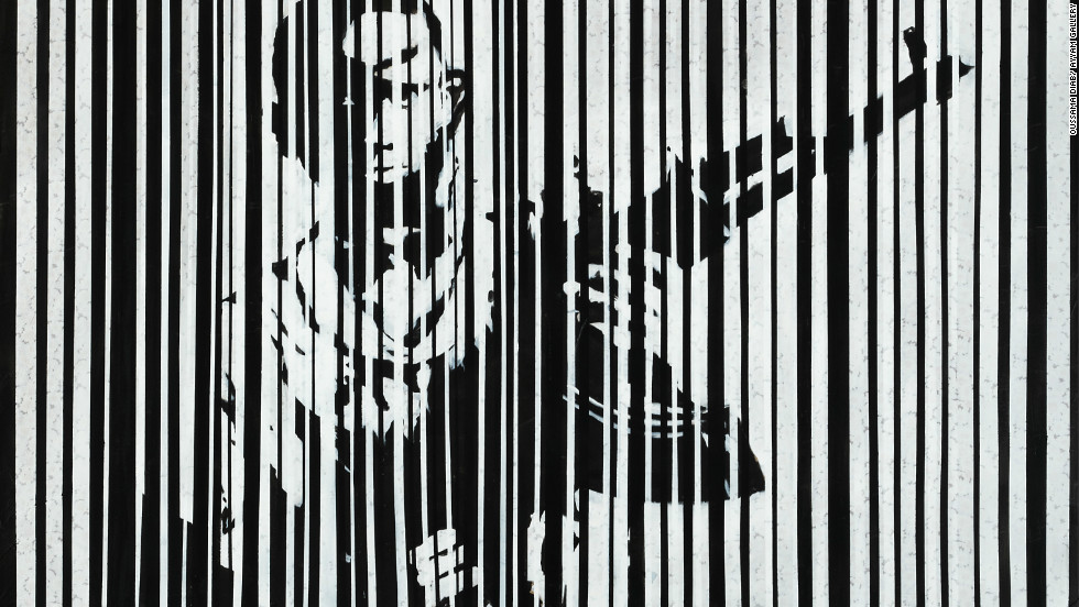 "In ""Barcode 1,"" said Diab, the child behind the barcode is the victim of people who are dealing in weapons and driving children to take up arms for their own interests."