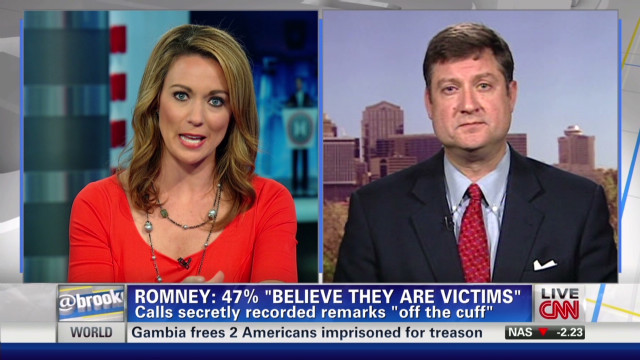 NR  Chip Saltsman discussion on Romney fundraiser comments_00033318